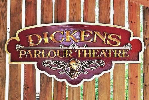 Dickens Parlour Theatre by Kim Bemis