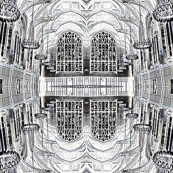 Die Halle by John Franek