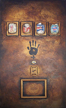 Diet and Regular Gods. 2007. by Daniel Pontet