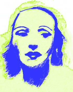 Dietrich Blue by Jennifer Ott