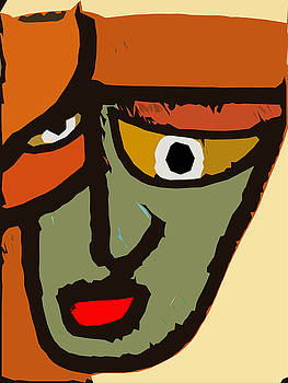Bill Owen - digital painting 076