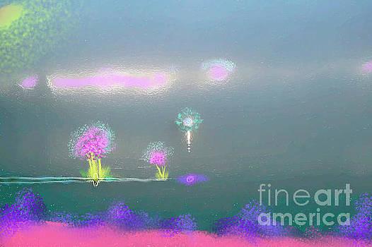 Digital Sunrise by Rich Collins