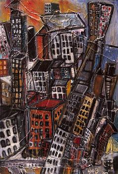 Jon Baldwin  Art - Dilapidated Beauty