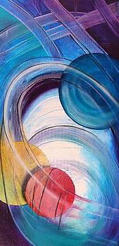 Dimensional Portal by Reina Cottier