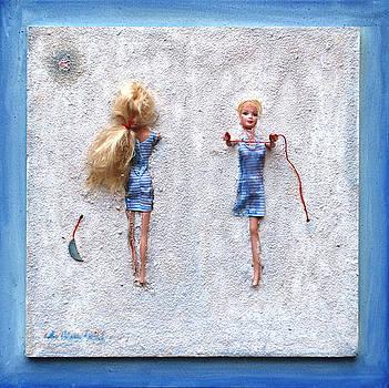 Dimensioni Parallele by Angelo Mazzoleni