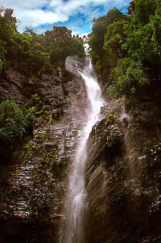 Eduardo Huelin - Dindifelo Waterfall in Senegal