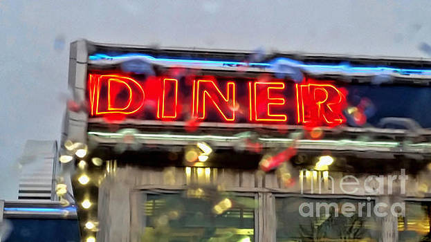 Diner by Jeff Breiman
