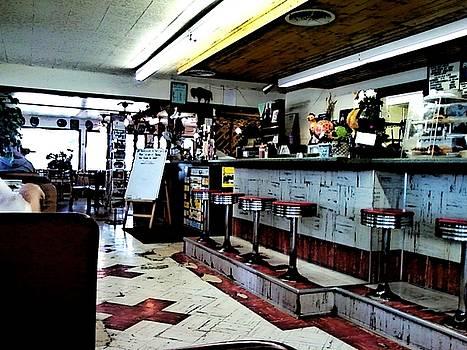Diner on Highway 20 by Jennifer Choate