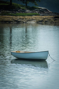 Dinghy by Guy Whiteley