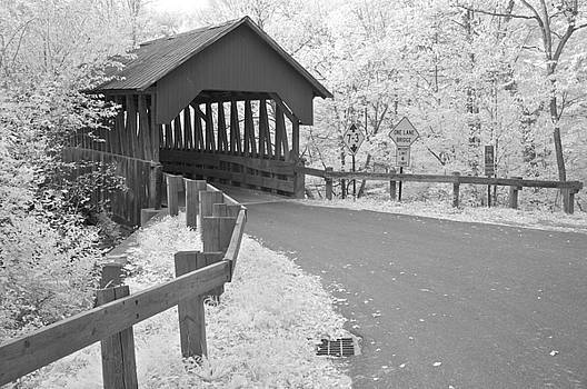 Dingleton Hill Covered Bridge by James Walsh