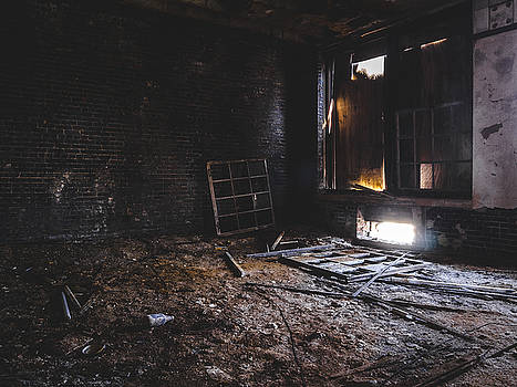 Dingy Abandoned Building by Dylan Murphy