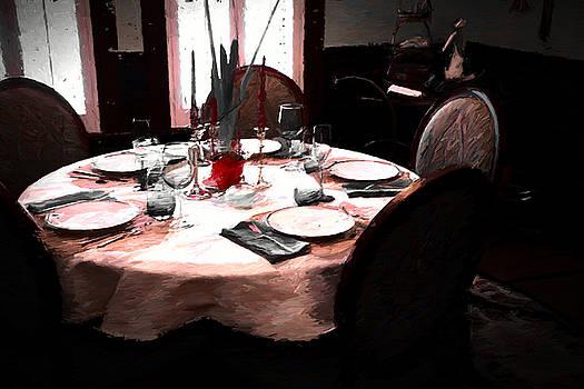 Dining Table by Byron Fair