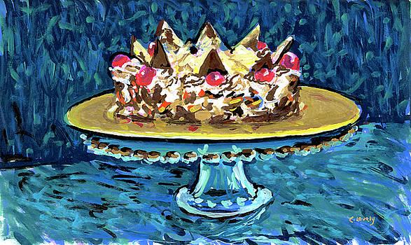 Candace Lovely - Dinner Cake