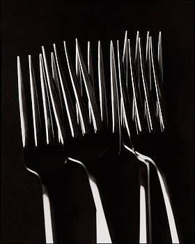 Dinner Forks by Jason Kittelberger