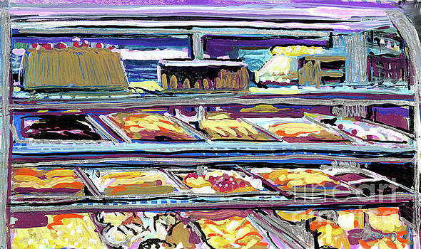 Candace Lovely - Dinner Pastry Case