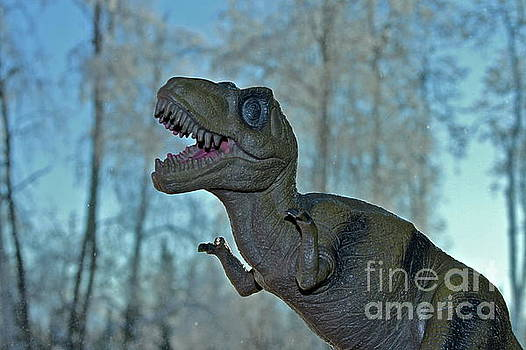Dino Fun by Rick Monyahan