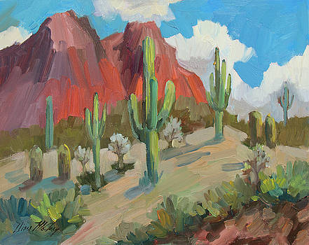 Dinosaur Mountain by Diane McClary