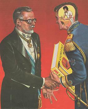 Diplomacy by Jonathon Prestidge