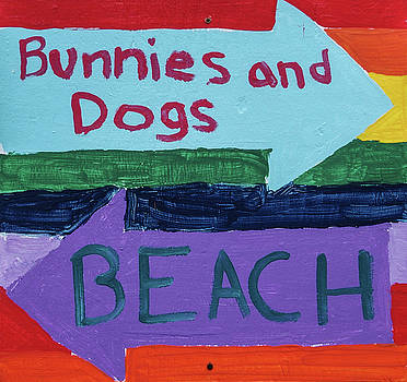 Thom Zehrfeld - Directions For Bunnies and Dogs and The Beach