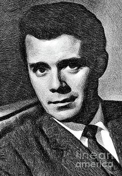 John Springfield - Dirk Bogarde, Vintage Actor by JS