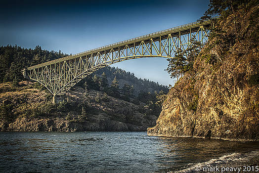 Disappointment Bridge by Mark Peavy