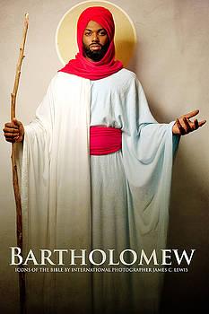 Disciple Bartholomew by Icons Of The Bible