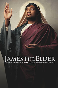 Disciple James The Elder by Icons Of The Bible