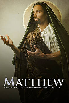 Disciple Matthew by Icons Of The Bible