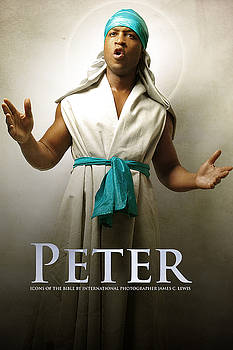 Disciple Peter by Icons Of The Bible