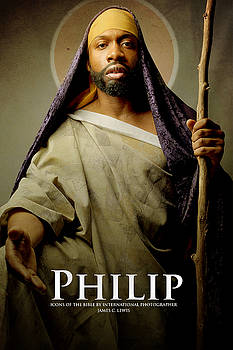 Disciple Philip by Icons Of The Bible