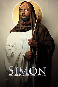 Disciple Simon by Icons Of The Bible