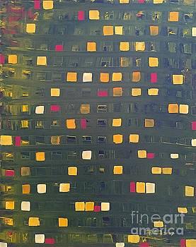 City night  by Wonju Hulse