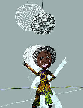 Disco Lady by Laura Botsford
