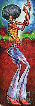 Disco Queen by The Art of DionJa'Y