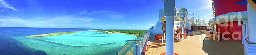 Jost Houk - Disney Castaway Cay