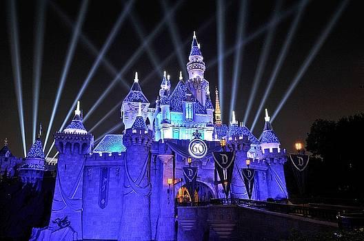 Disneyland 60th Anniversary by Jorge Guerzon