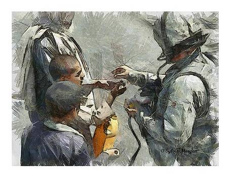 Dispensing Freedom by Sylvia Morgan