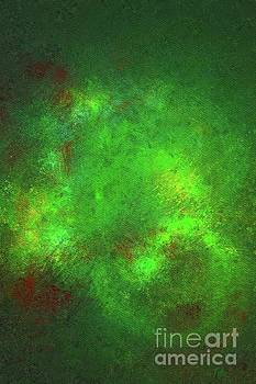 Tito - Distant Life, Abstract Painting by Tito