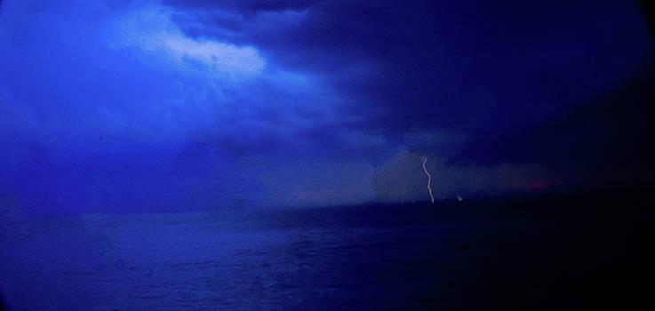 Distant Lightning by Emmanuel Varnas