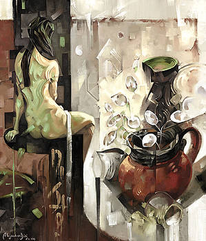 Distill Life by Alejandro Dini