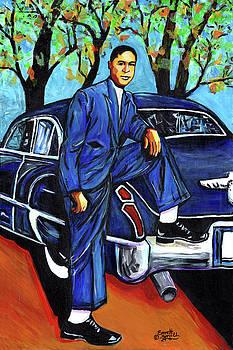 Distinguished Gentleman by Everett Spruill