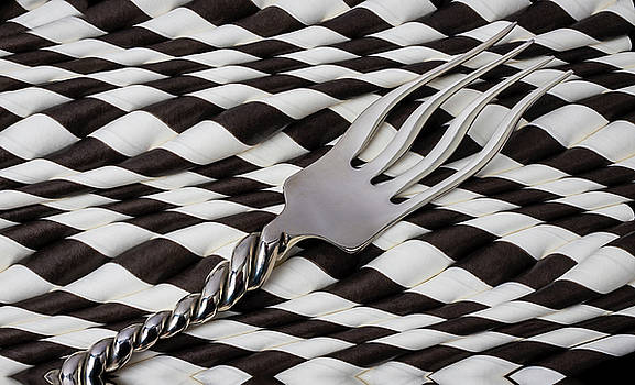 Distorted Fork by Garry Gay