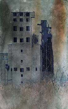 Distressed Cityscape by Gothicrow Images
