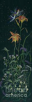 Ditchweed Fairy Daylily by Dawn Fairies