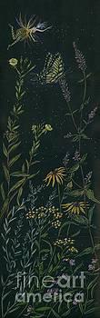 Ditchweed Fairy Tiger Swallowtail by Dawn Fairies