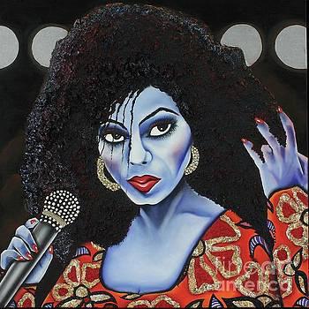 Diva Diana by Nannette Harris