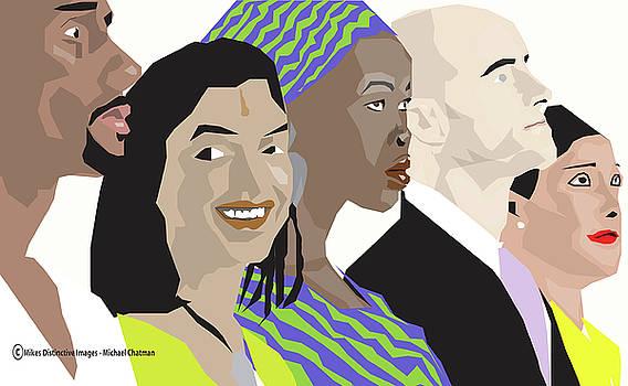 Diversity by Michael Chatman