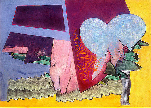 Divided Heart by Sandra Salo Deutchman