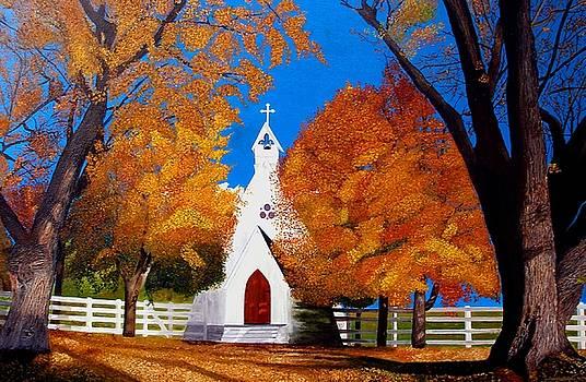 Divine Beauty by JoeRay Kelley