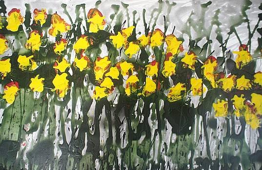 Divine Blooms-21085 by Baljit Chadha